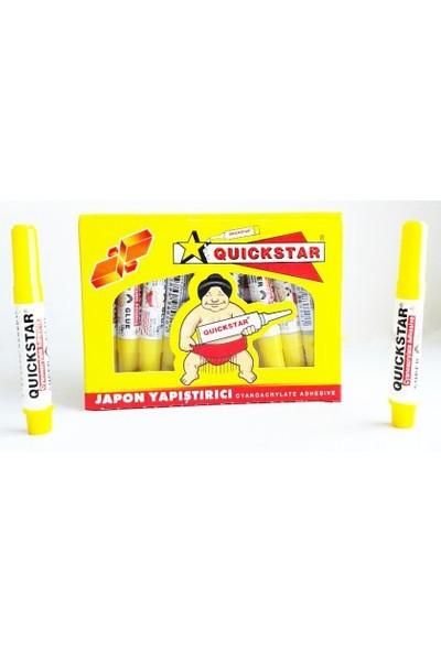 Quıckstar Japon Yapıştırıcı 50'Li Kutu