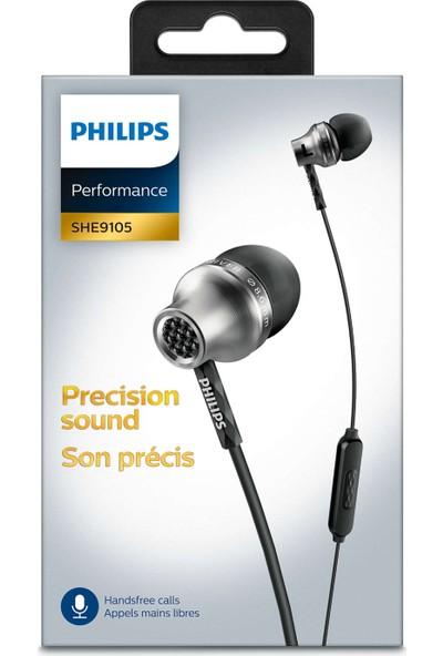Philips She9105Sl/00 Mikrofonlu Kulakiçi Kulaklık