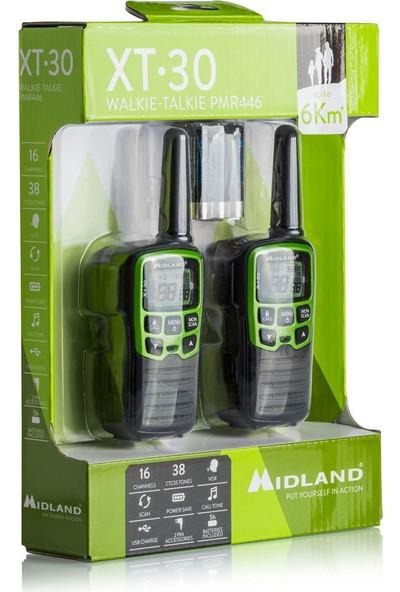 Midland XT30 PMR446 El Telsizi - C1177