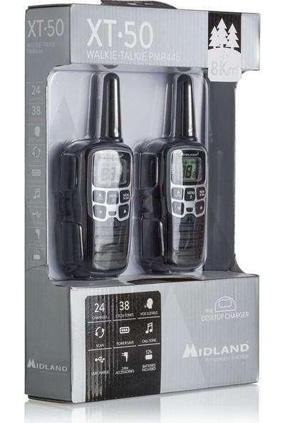 Midland XT50 PMR446 El Telsizi - C1178
