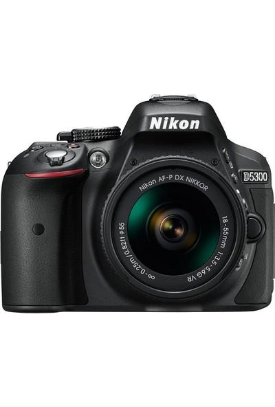 Nikon D5300 18-55 VR AF-P DSLR Fotoğraf Makinesi