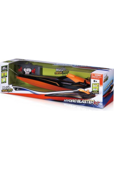 Maisto Hydroblaster Speed Boat R/C Model 3