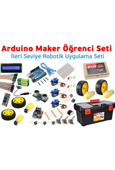 Robotzade Arduino Maker Öğrenci Seti