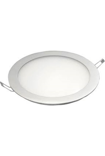 Forlife 7'' 15W Slim Kasa Panel Led Armatürler(4000K Naturel Beyaz)