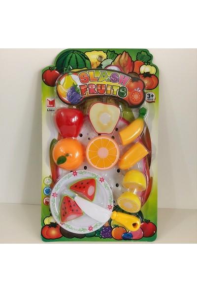 Hdm Kesilebilen Meyve Oyuncak Meyve Kesme Kartelada