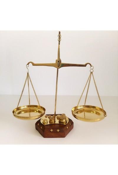 Hdm Terazi Tartı Mini Adalet Terazisi 100 gr tartar