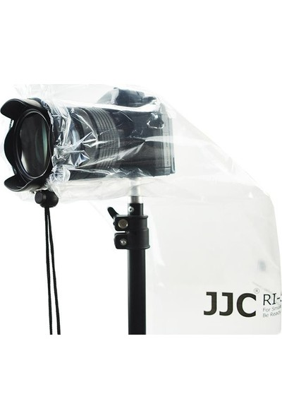 JJC Camera Rain Cover Mirrorless Yağmurluk (2'li Paket)