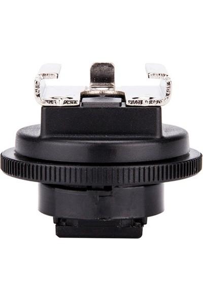 JJC Sony Active Interface'den Standart Flaş Kızağına Dönüştürücü Adaptör