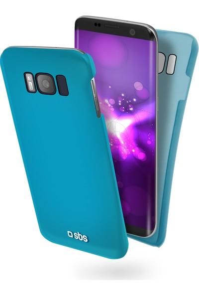 SBS Samsung Galaxy S8 + Mavi Kılıf