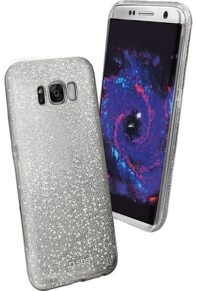 SBS Samsung Galaxy S8 Gümüş Kapak