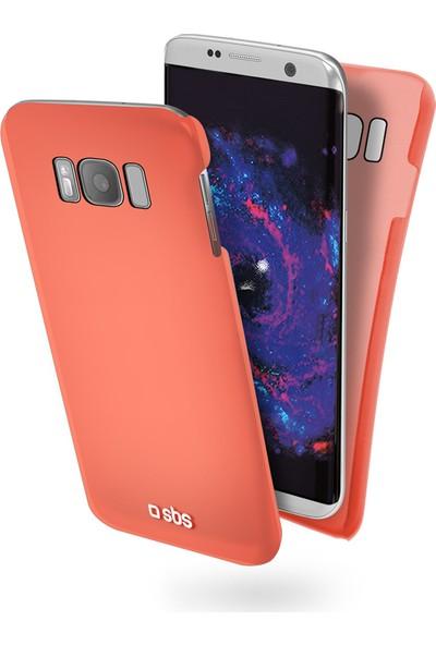SBS Samsung Galaxy S8 Kırmızı Kapak