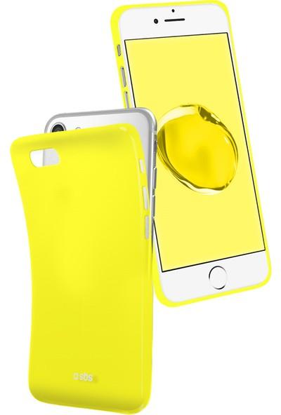 SBS iPhone 6/6S/7 Sarı Kılıf