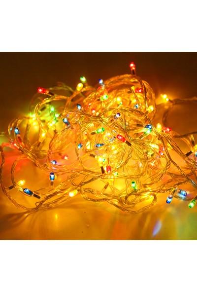 Partioutlet Çam Ağacı Işığı Renkli 10 Mt