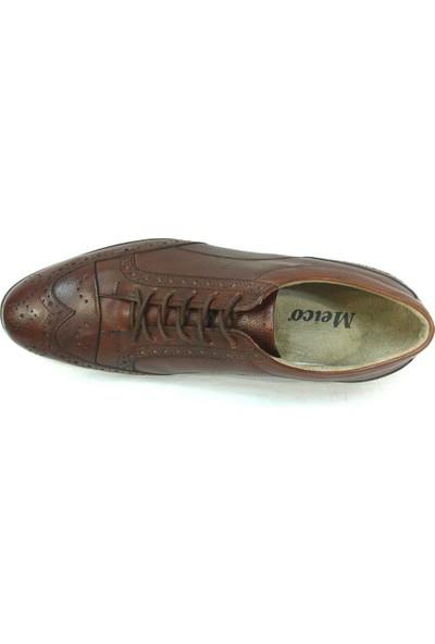 Punto Meico Kahverengi Erkek Casual Spor Ayakkabı