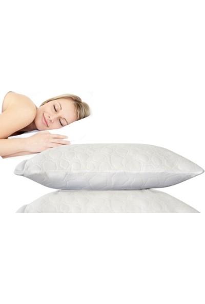 Viscoleff Alezli Sıvı Geçirmez Visco Yastık (50*70 cm)