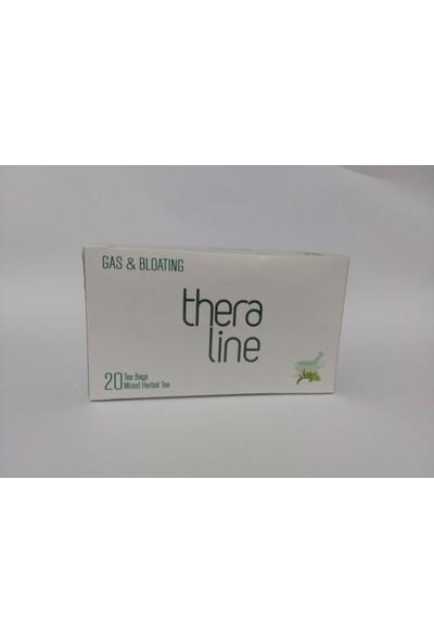 Thera Line Yeni Gas & Bloating Bitkisel Çay 3 Kutu
