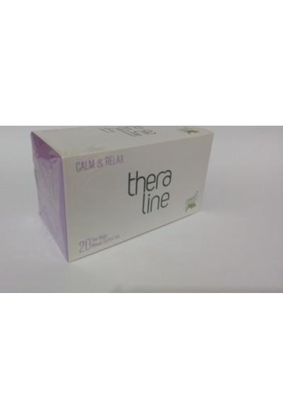Thera Line Yeni Calm & Relax Bitkisel Çay 3 Kutu