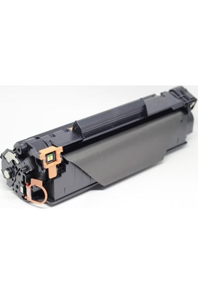 Neeontech Hp Ce285A Canon Crg-725 Muadil Siyah Toner Yerli Üretim Tam Dolu 1600 Sayfa Aydınger Baskı Özellikli