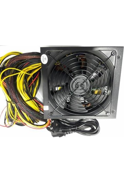 Yd Btc 1600Pc 1650W 90 Plus Gold Çoklu Vga Power Supply