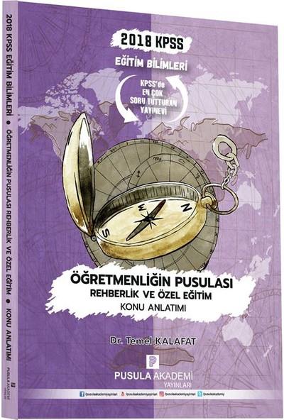 Pusula Akademi Yayınları Kpss Öğretmenliği Pusulası Rehberlik Ve Özel Eğitim Konu Anlatımı 2018