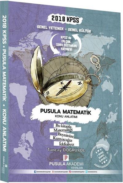 Pusula Akademi Yayınları Kpss Pusula Matematik Konu Anlatımı 2018