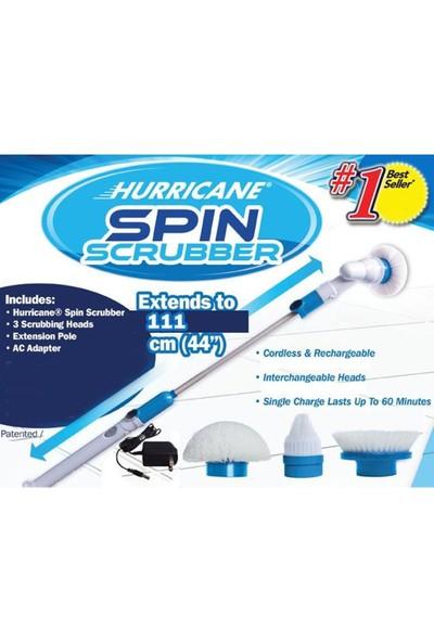 Hurricane Spin Scrubber Şarjlı Temizlik Robotu Mop Elektrikli Temizlik Aleti