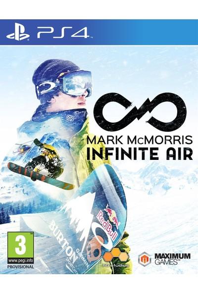 Mark McMorris Infinite Air PS4 Oyun