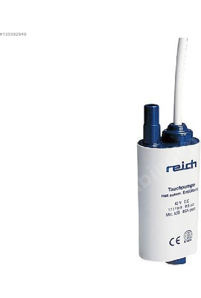 Reich Mazot Pompası , Süt Pompası , Su Pompası 12V Dalgıç Alman Malı