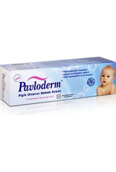 Panloderm Pavloderm Pişik Onarıcı Bebek Kremi 50 Ml