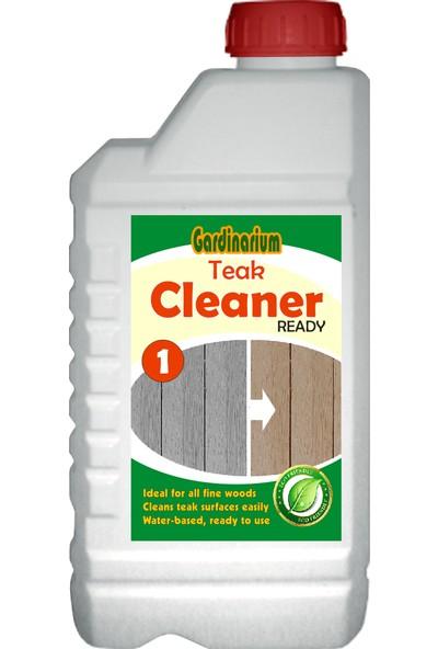 Gardinarium TEAK CLEANER / READY (Kullanıma Hazır Tik Temizleyici) 1 lt