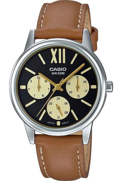 Casio LTP-E312L-5BVDF Standart Kadın Kol Saati