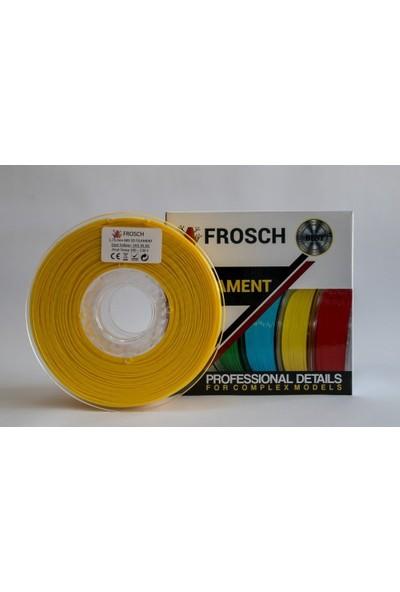 Frosch Abs Koyu Sarı 1,75 Mm Filament