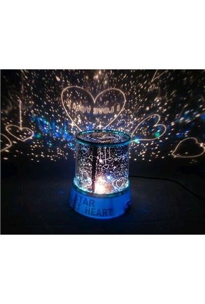 Fonnava Star Lover Yıldızlı Gece Lambası