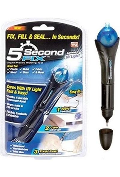 Fonnava 5 Second Fix 5 Saniyede Uv Cam Metal Ahşap Plastik Yapıştırıcı