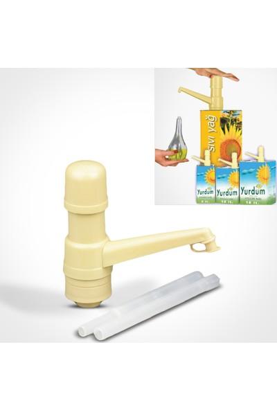 Fonnava Pompax Sıvı Yağ Pompası