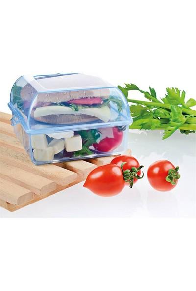Fonnava Takeaway Luch Box Beslenme Kutusu Mini Saklama Kabı