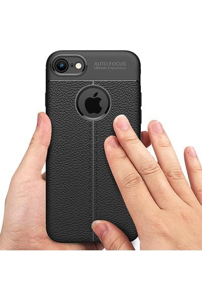 Case 4U Apple iPhone 6 Kılıf Darbeye Dayanıklı Niss Siyah