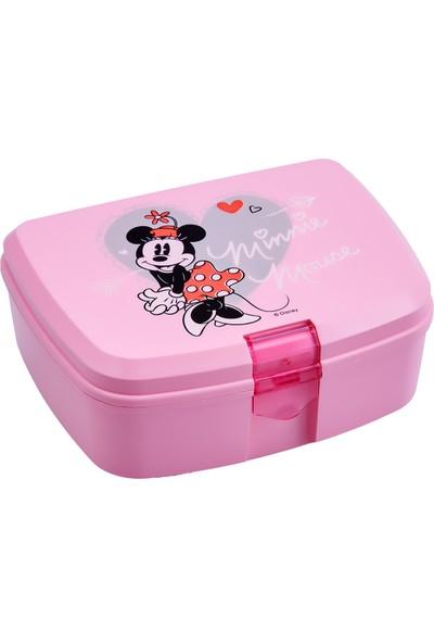 Karaca Disney Minnie Mouse Pembe Beslenme Kabı