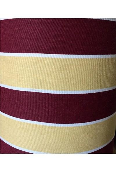 Çakır Branda 6 M X 80 Cm Branda Balkon Brandası Çizgili Kumaş