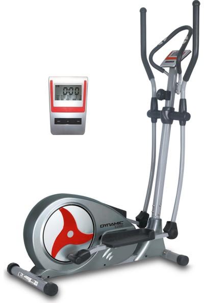 Dynamic E2000 Manyetik Eliptik Kondisyon Bisikleti - 2 Yıl İnterspor Garantili