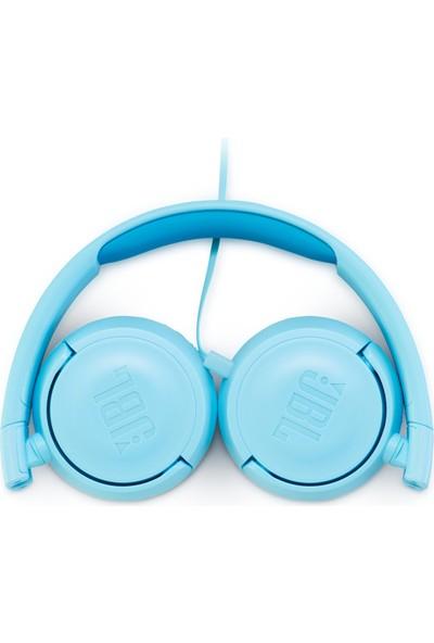 JBL JR300 Çocuk Kulaklığı OE Mavi