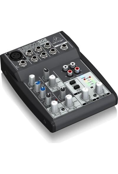 Behringer Xenyx 502 Mikser