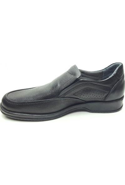 Ras Erkek Ayakkabı Kışlık Comfort Taban Hakiki Deri