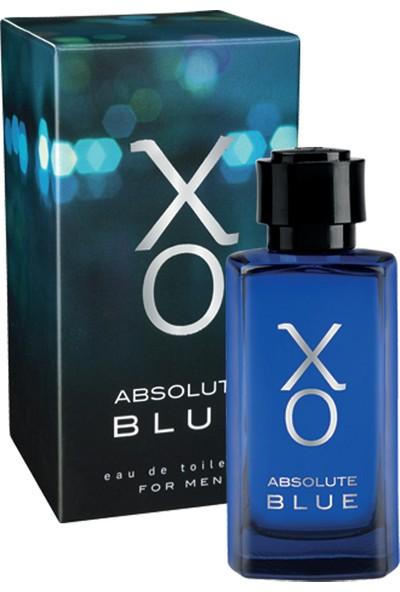 Xo Absolute Blue Men Edt 100 Ml