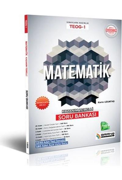 Teog 1 Matematik Kazanım Temelli Açık Uçlu Soru Bankası