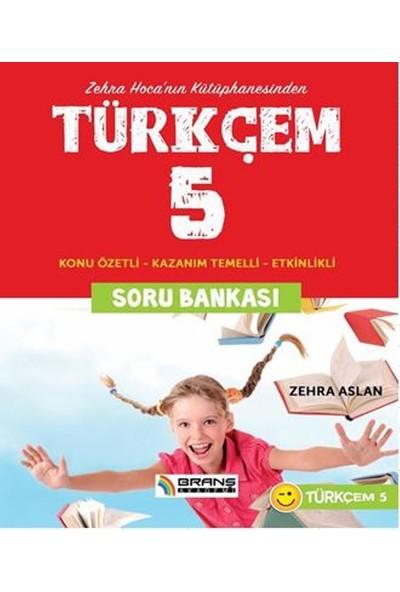 5. Sınıf Türkçe Konu Özetli Kazanım Temelli Etkinlikli Soru Bankası