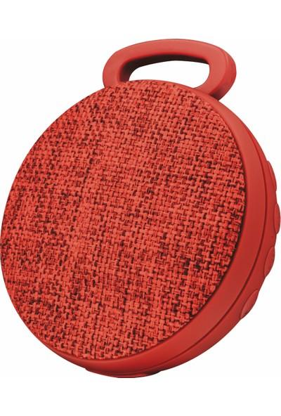 Trust Urban 22011 Fyber GO Bluetooth Hoparlör - Kırmızı