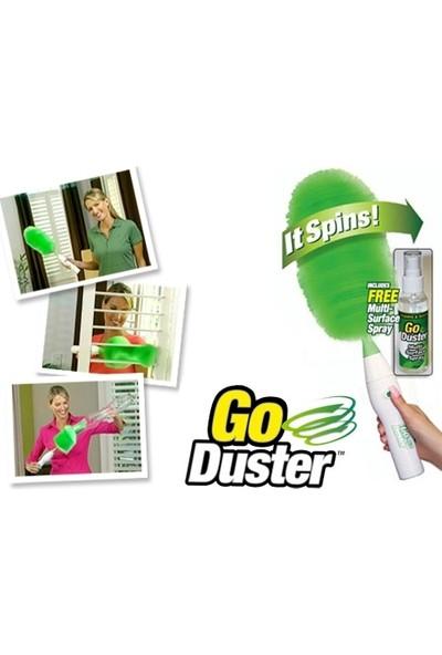 Pratik Go Duster Sihirli Toz Alma Makinası ve Temizlik Seti