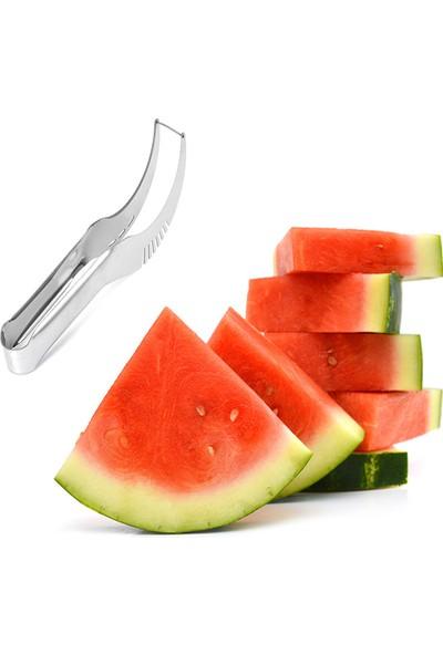 Pratik Pratik Karpuz Kavun Dilimleme ve Servis Bıçağı
