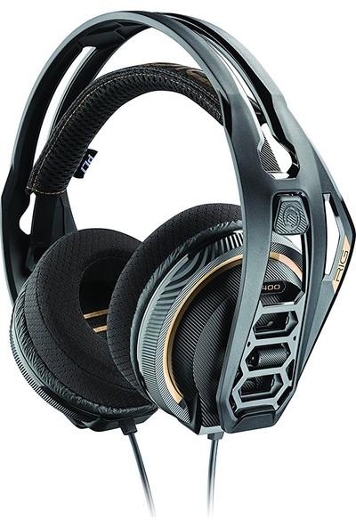 Plantronics RIG 400PC Kulaküstü Mikrofonlu PC Oyuncu Kulaklık